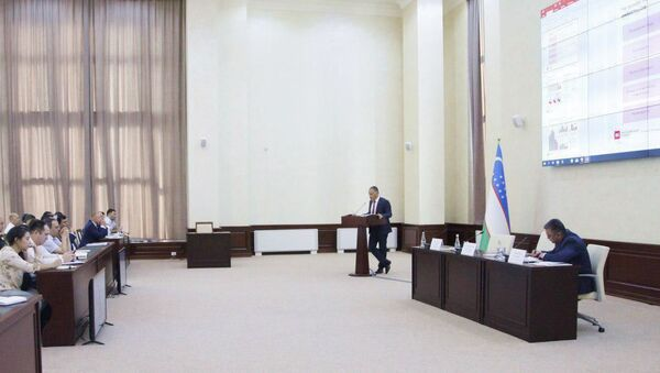 Узбекская валютная биржа будет сотрудничать с коллегами из Москвы - Sputnik Узбекистан