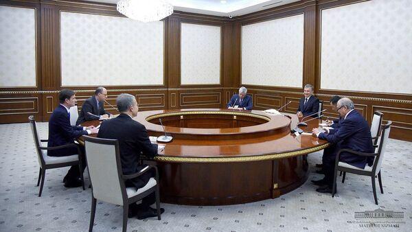 Мирзиёев встретился с заместителем госсекретаря США - Sputnik Узбекистан