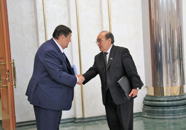 Заседание сената Олий Мажлиса  - Sputnik Узбекистан