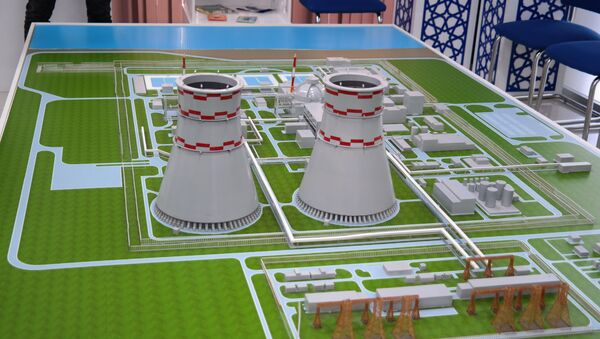 Maket AES - Sputnik Oʻzbekiston