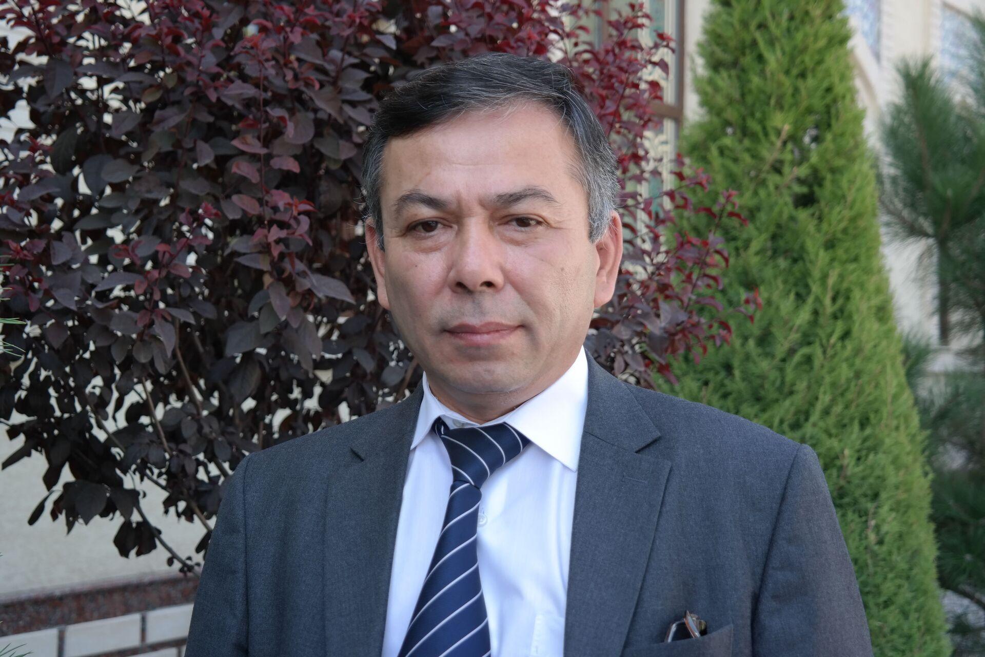 Ilxam Sadыkov, direktor Instituta yadernoy fiziki, doktor texnicheskix nauk - Sputnik Oʻzbekiston, 1920, 10.03.2021