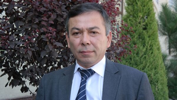 Ильхам Садыков, директор Института ядерной физики, доктор технических наук - Sputnik Узбекистан