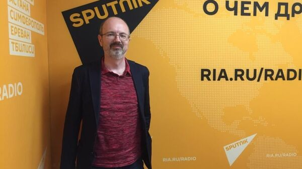 Алексей Анпилогов - Sputnik Узбекистан