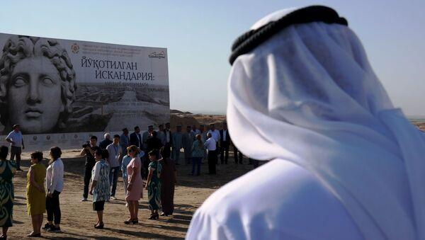 25 августа власти Узбекистана объявили Кампиртепу, находящуюся в тридцати километрах от Термеза,  – городом-портом Александрией Оксианской - Sputnik Ўзбекистон