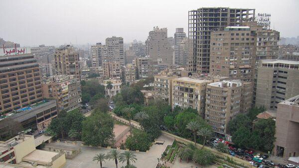 На одной из улиц Каира - Sputnik Узбекистан