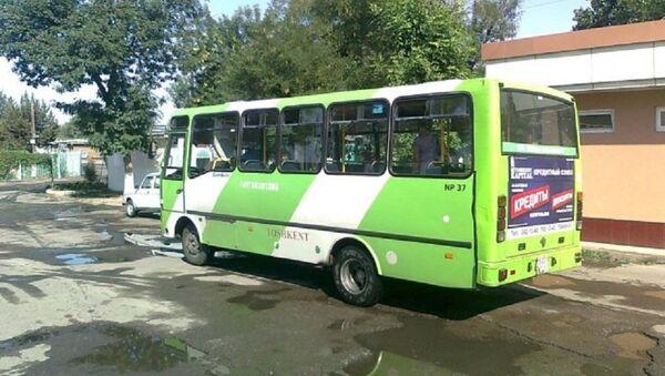 ДТП с автобусом в Ташкенте: восемь человек пострадали - Sputnik Узбекистан