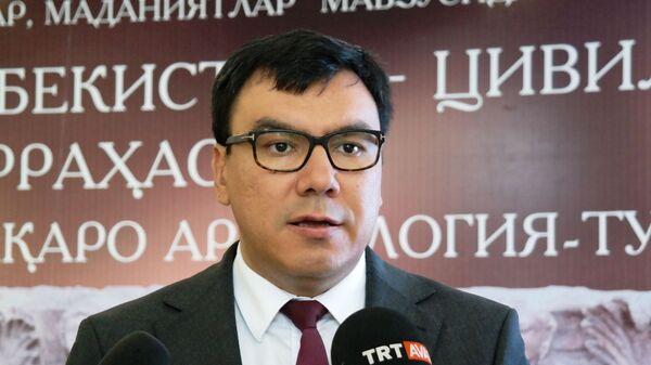 Aziz Abduxakimov - Sputnik Oʻzbekiston