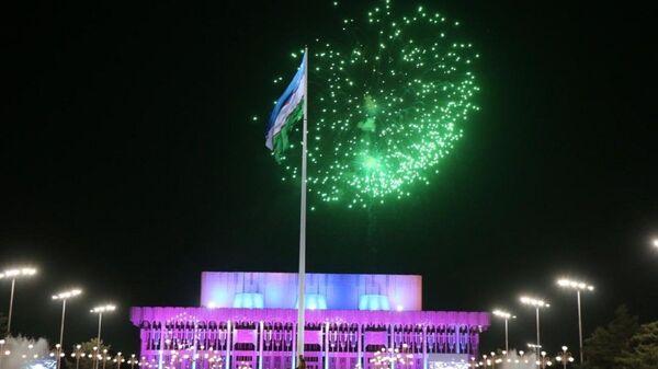 Салют и праздничный Бродвей: что ждет жителей Ташкента в День независимости - Sputnik Узбекистан