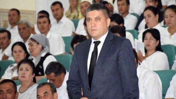 Бахромжон Хайдаров назначен хокимом города Андижана - Sputnik Узбекистан