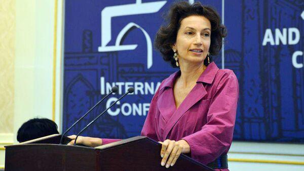 Одри Азулай - генеральный директор ЮНЕСКО - Sputnik Узбекистан