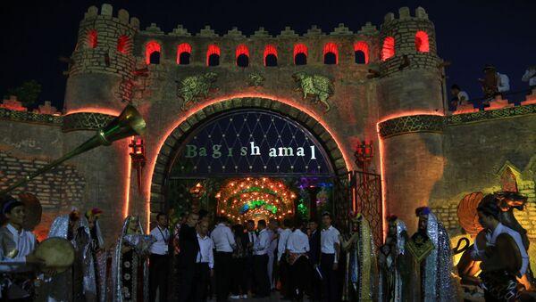 В Самарканде прошел фестиваль Самарканд – сердце Великого шелкового пути - Sputnik Узбекистан