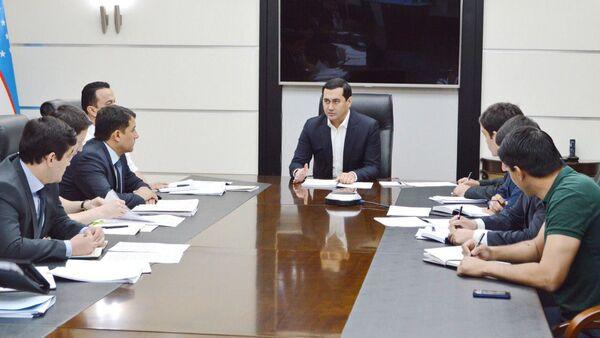 В Ташкенте прошло первое заседание Узбекско-Индийского комитета  - Sputnik Узбекистан