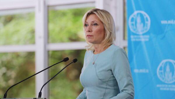 Брифинг официального представителя МИД России М. Захаровой - Sputnik Узбекистан