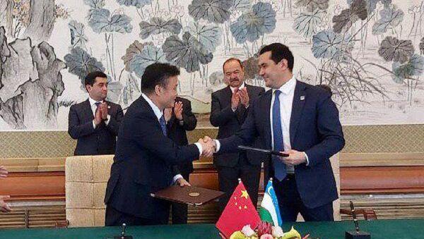Абдулла Арипов достиг выгодных договоренностей в Китае - Sputnik Узбекистан