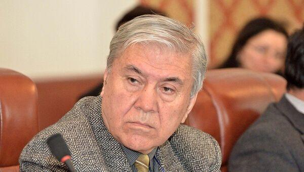 Ходжамахмад Умаров - Sputnik Узбекистан