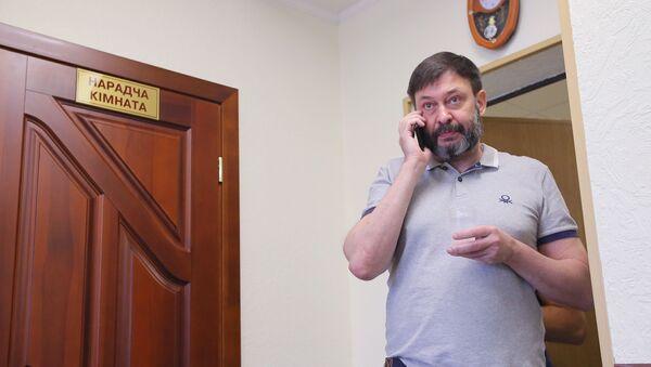 Руководитель портала РИА Новости Украина Кирилл Вышинский - Sputnik Узбекистан