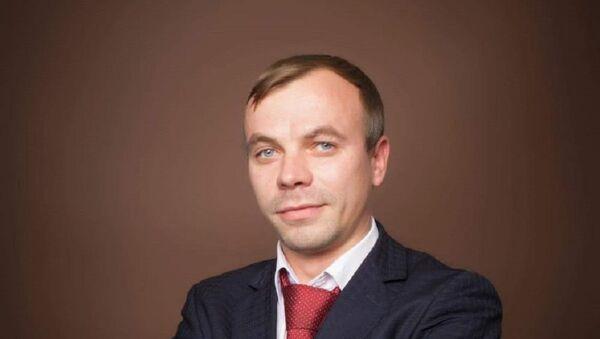 Управляющий директор Д2 Страхование Константин Шолков - Sputnik Узбекистан