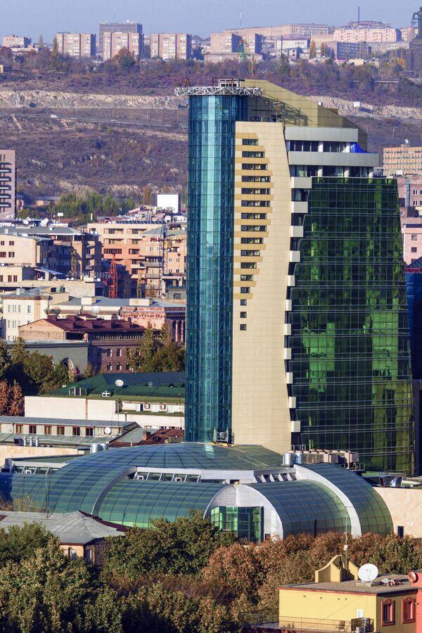 Бизнес-центр Элит-плаза в Ереване - Sputnik Узбекистан
