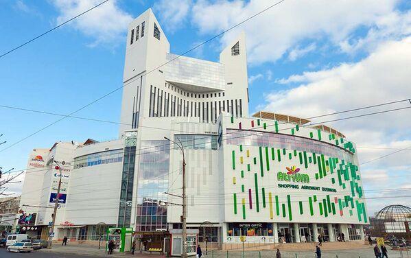 Торговый цент Atrium в Кишиневе - Sputnik Узбекистан