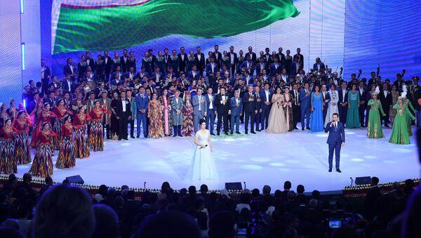Концерт в честь 28-й годовщины независимости Узбекистана - Sputnik Узбекистан