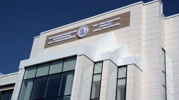 Здание филиала НИЯУ МИФИ в Ташкенте - Sputnik Узбекистан