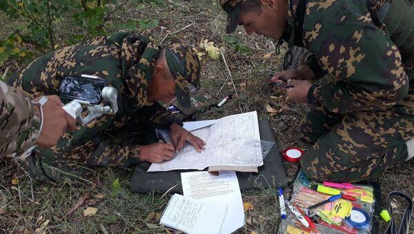 Команда Министерства обороны Республики Узбекистан принимала участие в международном соревновании разведывательных групп специального назначения - Sputnik Узбекистан