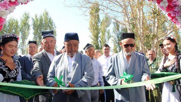 В Джизакской области 190 семей стали обладателями новых домов - Sputnik Узбекистан