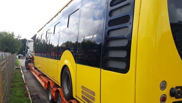 В Ташкенте будет запущен первый автобус, работающий на электричестве - Sputnik Узбекистан