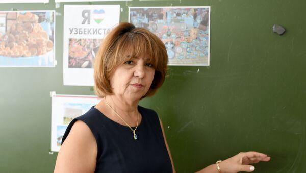 Нигина Ходжаева  - Sputnik Узбекистан