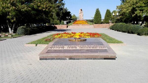 В Ташкенте в мемориальном комплексе Братские могилы завершилась реконструкция - Sputnik Узбекистан