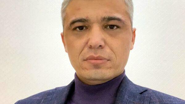 Шерзод Хидоятов - Sputnik Узбекистан