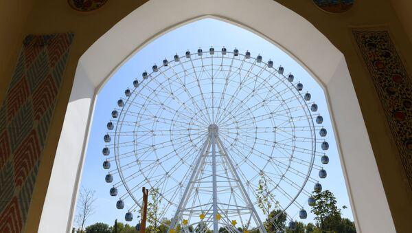 В Ташкенте открылся тематический парк Навруз - Sputnik Узбекистан