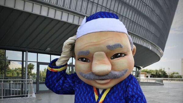 В клубе считают, что этот милый старичок должен стать не только символом ХК Хумо, но и всего Узбекистана - Sputnik Узбекистан