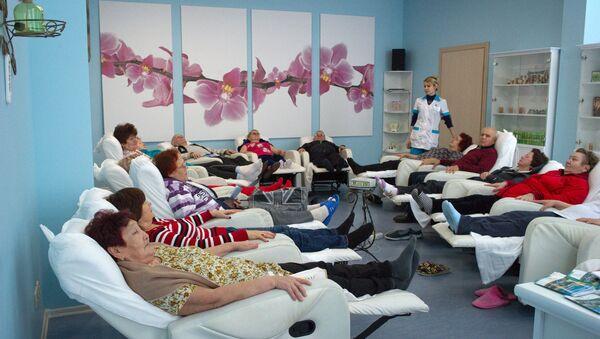 Лечение и оздоровление в санаториях - Sputnik Узбекистан