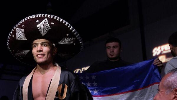 Uzbekskiy bokser Murodjon Axmadaliyev - Sputnik Oʻzbekiston