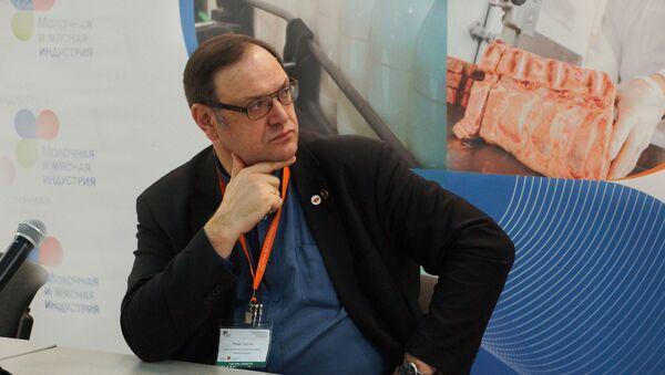 Гендиректор Национального союза производителей говядины Роман Костюк - Sputnik Ўзбекистон