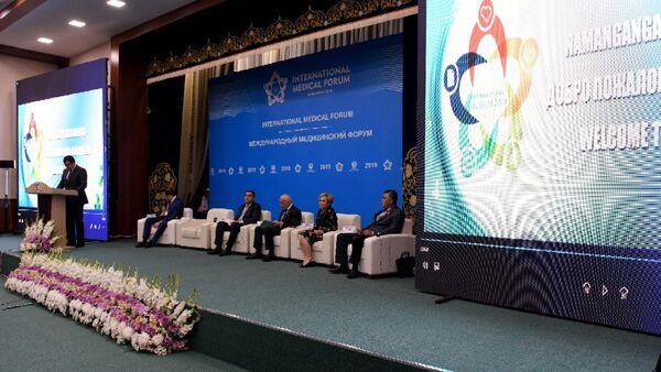 О здоровье начистоту: медики со всего мира обсудили инновации в сфере - Sputnik Ўзбекистон