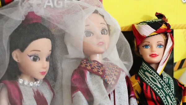 Как создаются игрушки: фоторепортаж с ташкентской фабрики - Sputnik Ўзбекистон