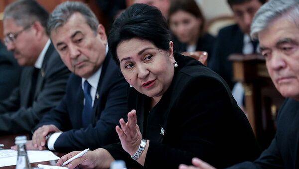 Председатель Сената Олий Мажлиса Республики Узбекистан Танзила Нарбаева - Sputnik Ўзбекистон