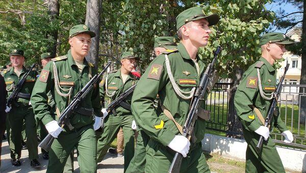 Еще один День Победы - Sputnik Узбекистан