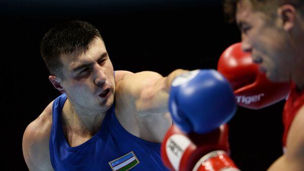 Бокс. Чемпионат мира. Мужчины. Десятый день - Sputnik Узбекистан