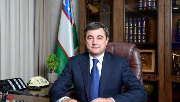Алишер Султанов, министр энергетики РУз - Sputnik Ўзбекистон