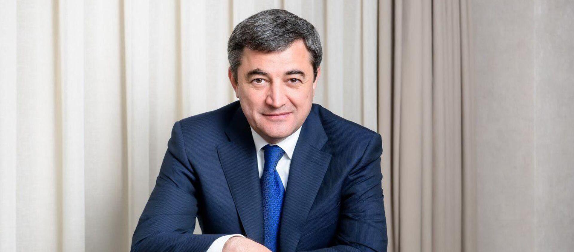 Ministr energetiki Uzbekistana Alisher Sultanov - Sputnik Oʻzbekiston, 1920, 22.09.2019