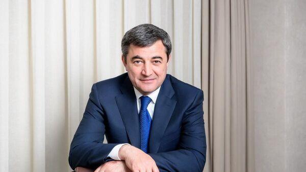 Ministr energetiki Uzbekistana Alisher Sultanov - Sputnik Oʻzbekiston