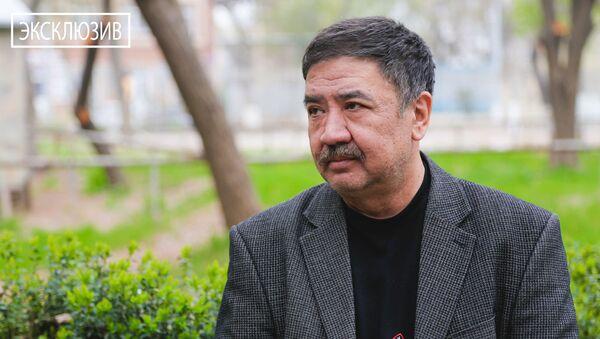 Uzbekskiy rejisser Zulfikar Musakov - Sputnik Oʻzbekiston