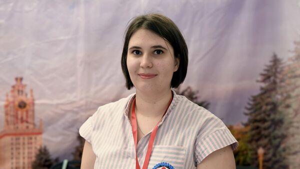 Наталья Дайнека - Sputnik Ўзбекистон