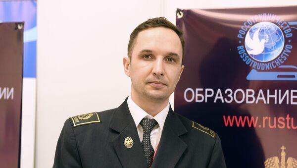 Воронов Владимир - Sputnik Узбекистан