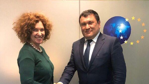 Минэнерго привлечет топ-менеджеров из ЕС для управления отраслью - Sputnik Ўзбекистон