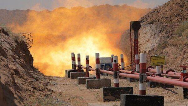 В Узбекистане впервые получен газ в доюрских отложениях - Sputnik Ўзбекистон