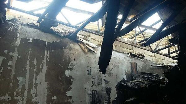 В Самаркандской области сгорел продуктовый магазин - Sputnik Ўзбекистон